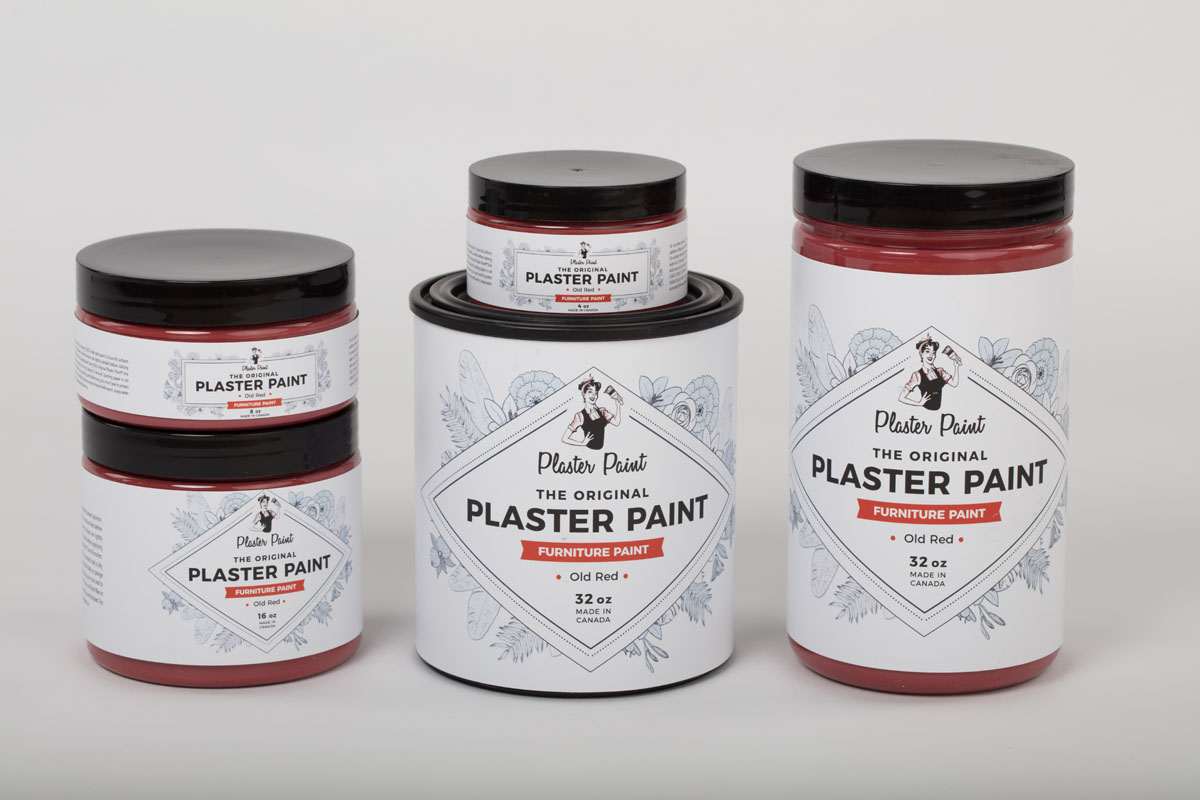Original-Plaster-Paint-Old Red