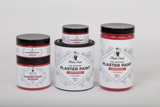 Original-Plaster-Paint-Red Ruby