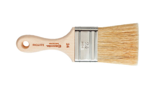 Restore Flat Brush Natural